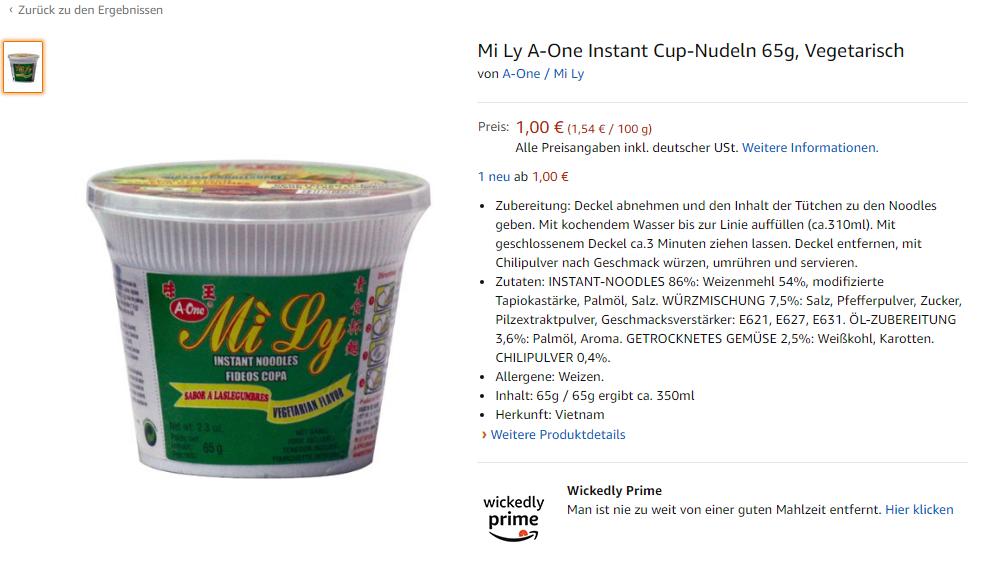 Cấp báo: Mì ăn liền Việt âm thầm có mặt tại nhiều trang bán hàng online của nước ngoài, giá bán cao ngất có nơi hơn 5 trăm nghìn/gói - Ảnh 11.