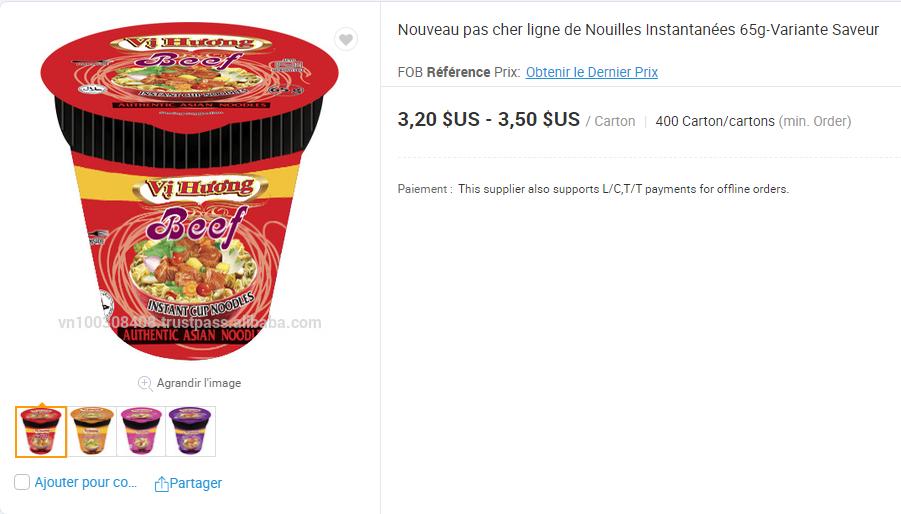 Cấp báo: Mì ăn liền Việt âm thầm có mặt tại nhiều trang bán hàng online của nước ngoài, giá bán cao ngất có nơi hơn 5 trăm nghìn/gói - Ảnh 13.