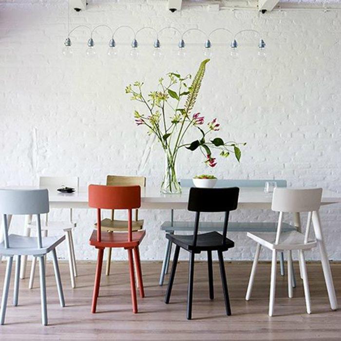 """Những ý tưởng tạo vẻ đẹp """"thời thượng"""" cho phòng ăn bằng bí quyết kết hợp nội thất - Ảnh 4."""