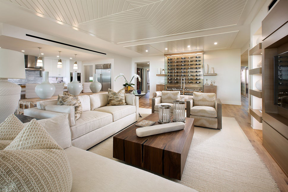 Đây là kiểu phòng khách mọi gia đình đều thích mà bạn nhất định phải thử một lần - Ảnh 6.