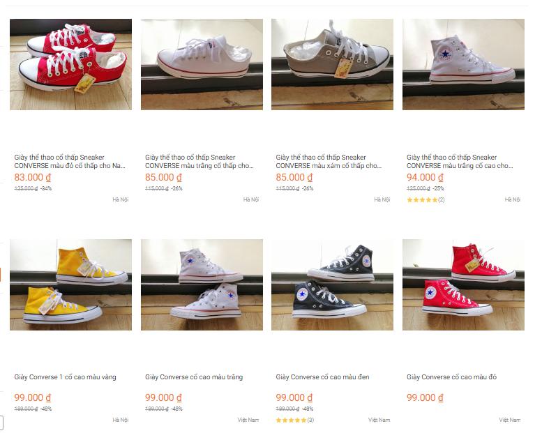 Cảnh báo: Tràn ngập số lượng lớn giày thể thao hàng hiệu giá bèo tại chợ online, đa phần đều là hàng Trung Quốc - Ảnh 5.
