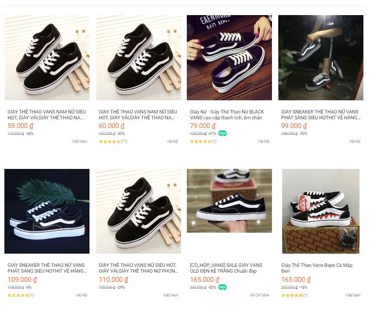 Cảnh báo: Tràn ngập số lượng lớn giày thể thao hàng hiệu giá bèo tại chợ online, đa phần đều là hàng Trung Quốc - Ảnh 6.