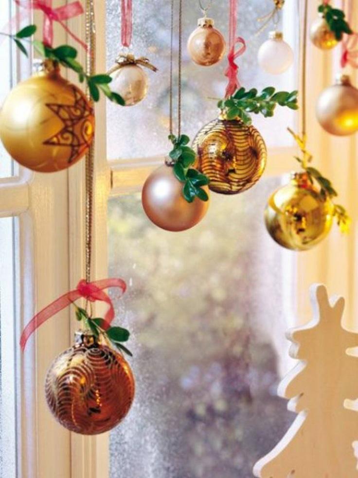 5 cách trang trí cửa sổ ngày Giáng sinh vô cùng dễ thương và bắt mắt - Ảnh 12.