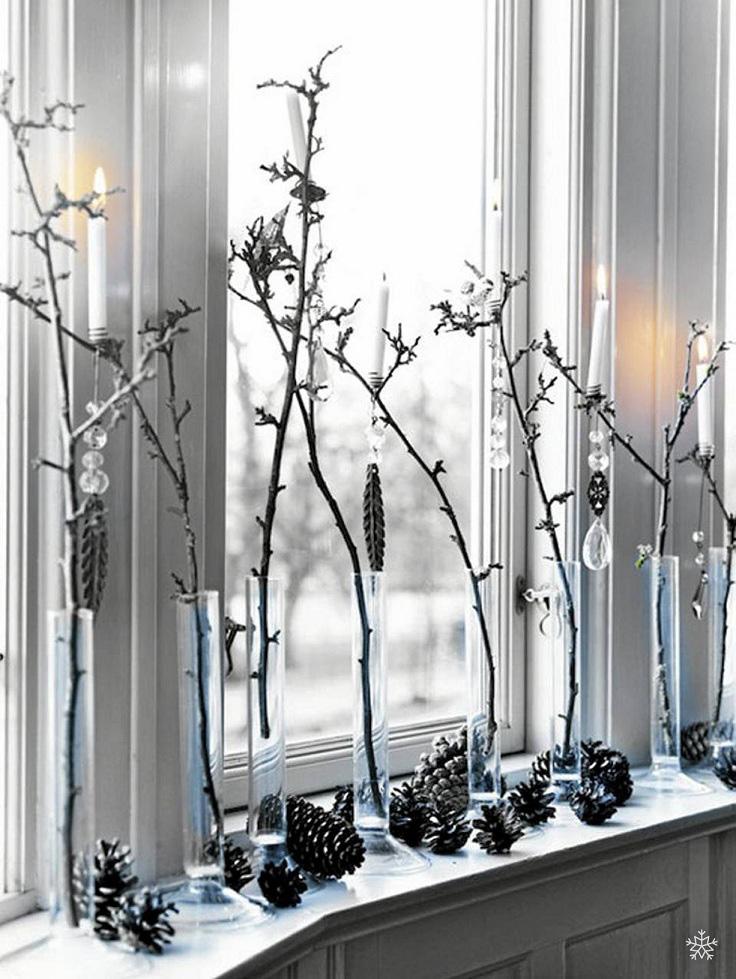 5 cách trang trí cửa sổ ngày Giáng sinh vô cùng dễ thương và bắt mắt - Ảnh 14.
