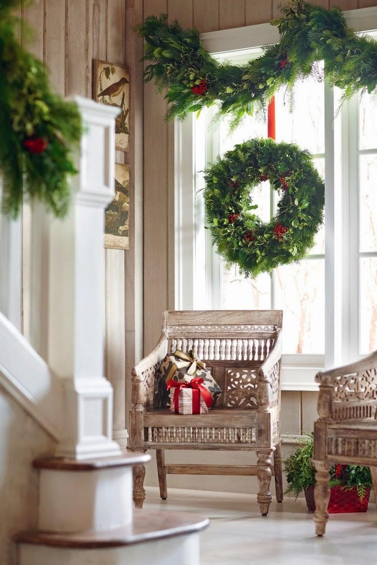 5 cách trang trí cửa sổ ngày Giáng sinh vô cùng dễ thương và bắt mắt - Ảnh 11.