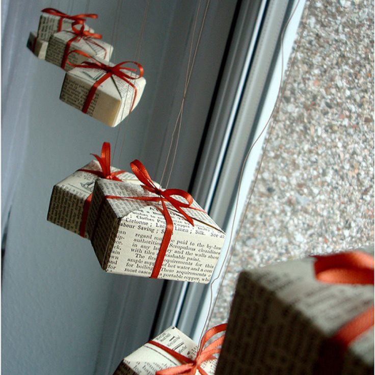 5 cách trang trí cửa sổ ngày Giáng sinh vô cùng dễ thương và bắt mắt - Ảnh 15.