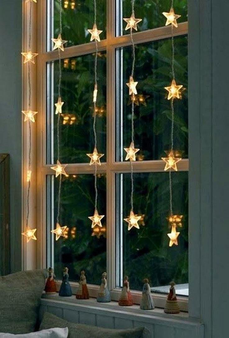 5 cách trang trí cửa sổ ngày Giáng sinh vô cùng dễ thương và bắt mắt - Ảnh 17.