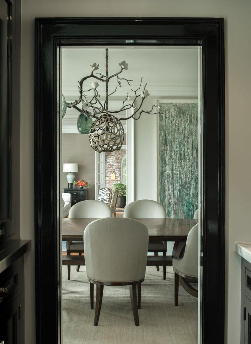Mách bạn chỉ với một bí kíp thôi cũng đủ khiến căn phòng ăn gia đình đẹp hớp hồn - Ảnh 1.