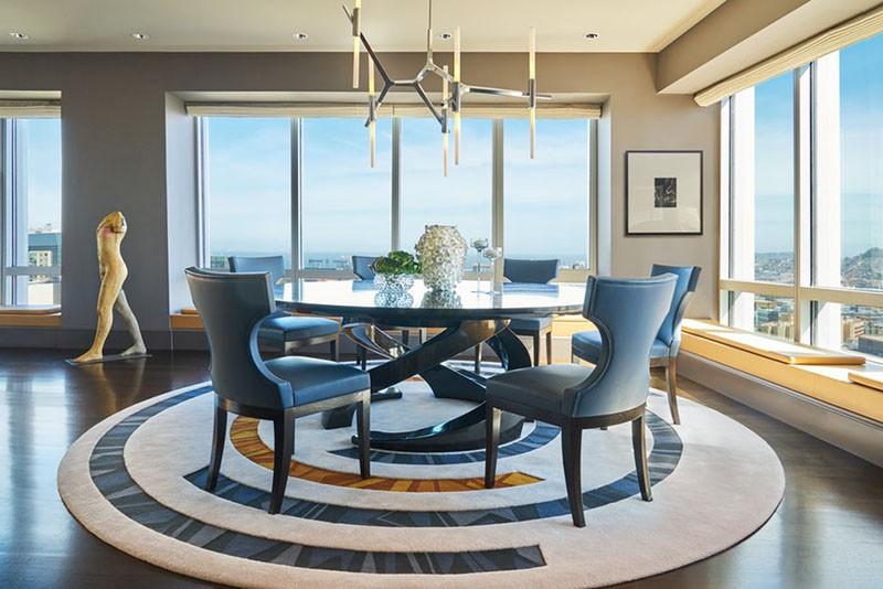 Mách bạn chỉ với một bí kíp thôi cũng đủ khiến căn phòng ăn gia đình đẹp hớp hồn - Ảnh 2.