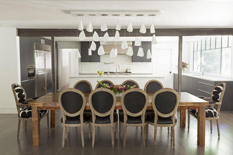 Mách bạn chỉ với một bí kíp thôi cũng đủ khiến căn phòng ăn gia đình đẹp hớp hồn - Ảnh 12.