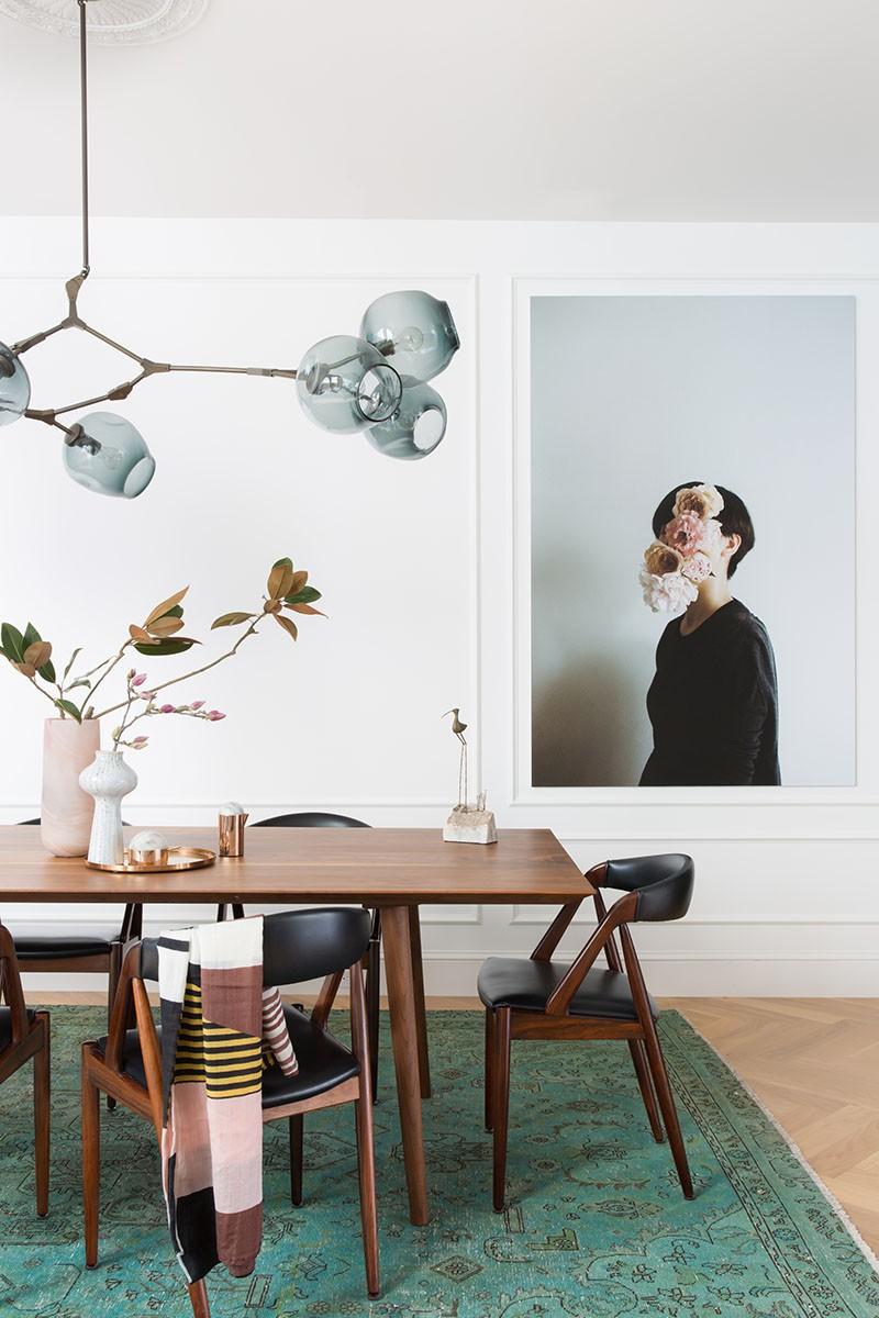 Mách bạn chỉ với một bí kíp thôi cũng đủ khiến căn phòng ăn gia đình đẹp hớp hồn - Ảnh 16.