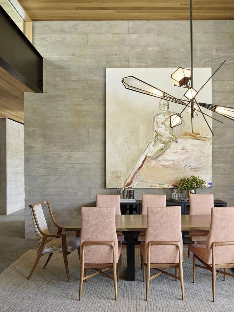 Mách bạn chỉ với một bí kíp thôi cũng đủ khiến căn phòng ăn gia đình đẹp hớp hồn - Ảnh 19.