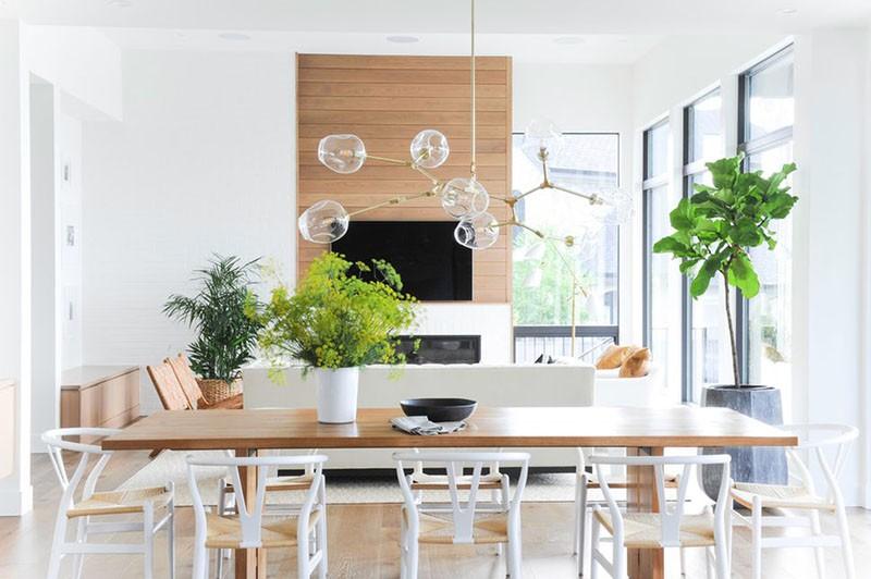 Mách bạn chỉ với một bí kíp thôi cũng đủ khiến căn phòng ăn gia đình đẹp hớp hồn - Ảnh 20.