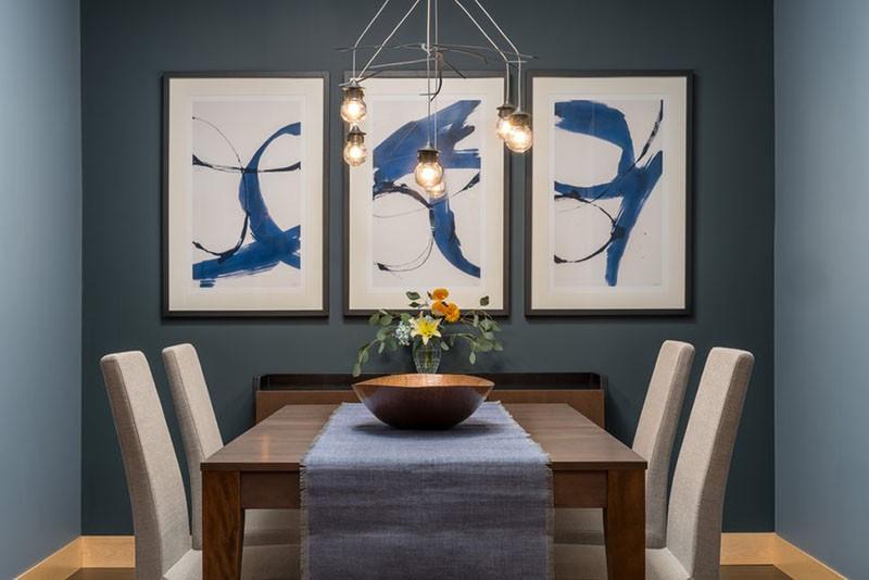 Mách bạn chỉ với một bí kíp thôi cũng đủ khiến căn phòng ăn gia đình đẹp hớp hồn - Ảnh 21.