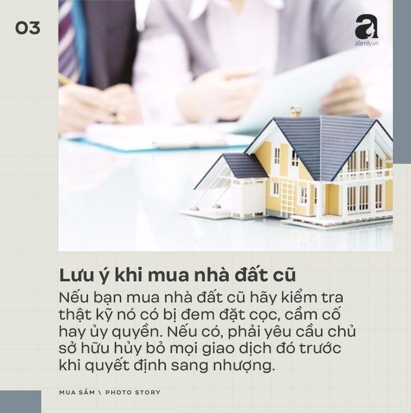 7 kinh nghiệm mua bán nhà đất bạn cần đặc biệt chú ý - Ảnh 3.