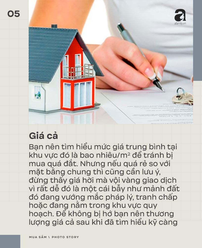 7 kinh nghiệm mua bán nhà đất bạn cần đặc biệt chú ý - Ảnh 5.
