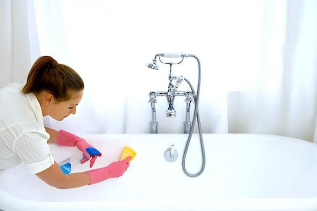 7 mẹo làm sạch và làm thơm phòng tắm trong mùa dịch bệnh do virus corona tràn lan - Ảnh 3.