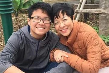 Con trai Công Lý viết văn về Mỵ Châu - Trọng Thủy, nội dung khiến mẹ đọc xong cười rũ