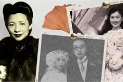 """""""Nữ hoàng Thượng Hải"""" và màn ly hôn đẳng cấp, tái hôn rực rỡ"""