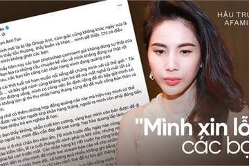 Sau Hương Giang, Thủy Tiên bất ngờ viết tâm thư gửi Anti-fan