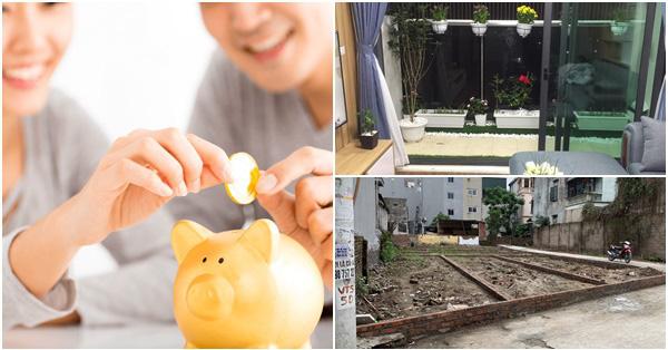 Chỉ tiêu 30% thu nhập, sau 4 năm vợ chồng trẻ sắm nhà Hà Nội, còn tiết kiệm được hơn 2 tỷ