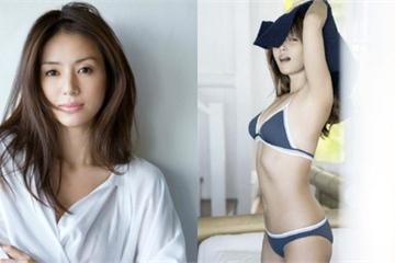 Mỹ nhân được khao khát nhất Nhật Bản chia sẻ 4 tips quan trọng duy trì vóc dáng nóng bỏng ở tuổi 38