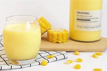 Cách làm sữa ngô cho thêm cơm nguội thế mà ngon không tưởng!