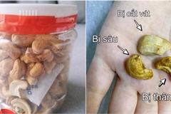 """Ăn thử hạt điều siêu rẻ: Ngon đấy nhưng không ngồi """"soi"""" từng hạt thì coi chừng"""