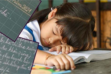 """Cô giáo """"bêu tên"""" học sinh phạm lỗi hằng ngày lên bảng gây tranh cãi"""
