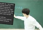 """Thầy giáo dạy Toán bắt trend """"Thương em"""" của Sơn Tùng nhắn nhủ khiến học trò """"khóc thét"""""""