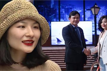 """Nữ CEO khiến Shark Phú bị chỉ trích """"quấy rối"""": Xinh đẹp rạng rỡ nhưng học vấn """"khủng"""" mới là tâm điểm"""