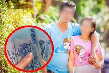Kiểm tra sổ tiết kiệm thấy chỉ có hơn 30 triệu, vợ ngã ngửa khi biết bí mật từ chồng