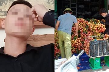 """Người tung tin """"vải thiều Bắc Giang bị ép giá 2.000 đồng/kg"""": Vì bức xúc cá nhân nên đưa tin giả"""