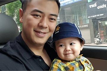 MC Tuấn Tú lấy vợ danh giá, cho con trai đi du lịch thế giới từ bé nhưng chọn trường mầm non có học phí bất ngờ