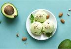 Chỉ cần 3 nguyên liệu cũng làm được kem bơ ngon nức nở