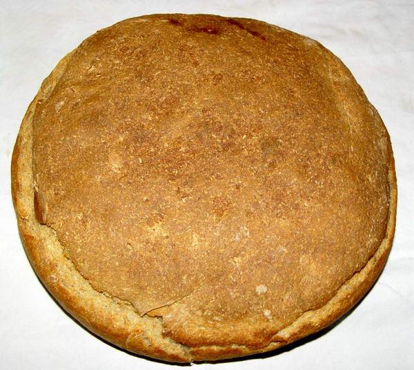 Loại bánh mì phẳng mà người Natufian đã tạo ra vào hàng ngàn năm trước. Ảnh: Ancient Craft.