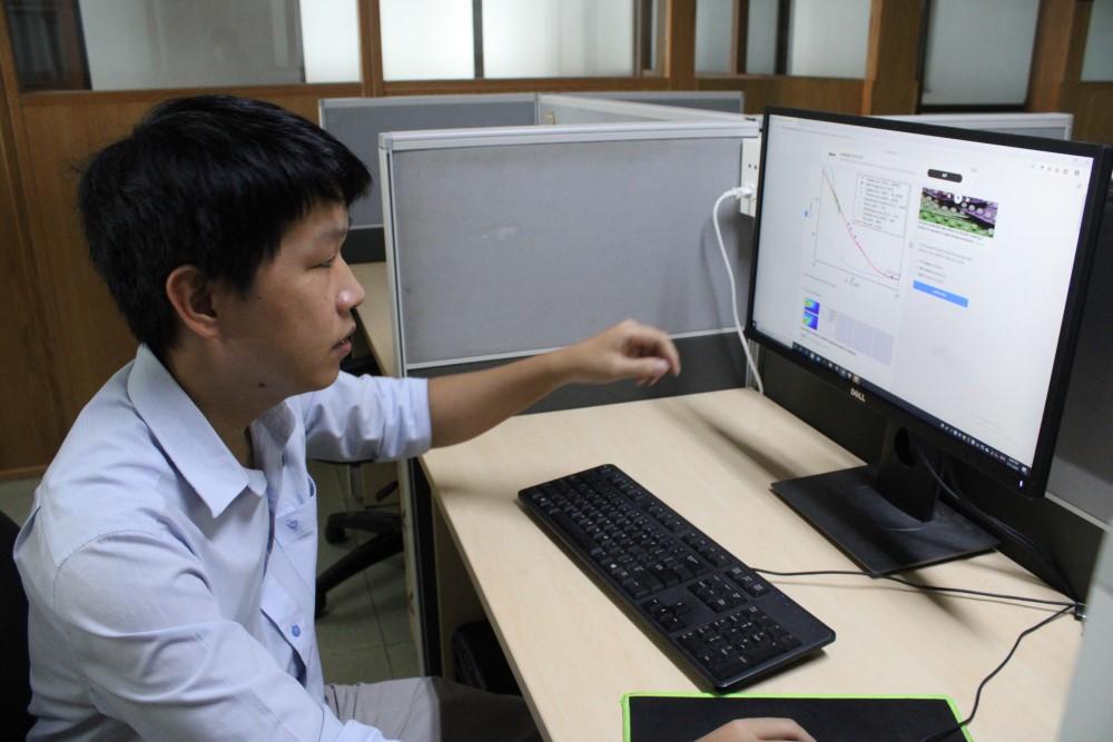 TS Nguyễn Trương Thanh Hiếu: 'Yêu' tán xạ điện tử từ buổi 'hẹn' đầu tiên - 12