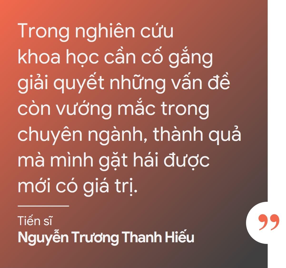 TS Nguyễn Trương Thanh Hiếu: 'Yêu' tán xạ điện tử từ buổi 'hẹn' đầu tiên - 10