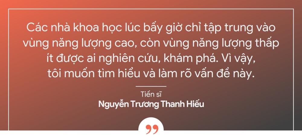 TS Nguyễn Trương Thanh Hiếu: 'Yêu' tán xạ điện tử từ buổi 'hẹn' đầu tiên - 7