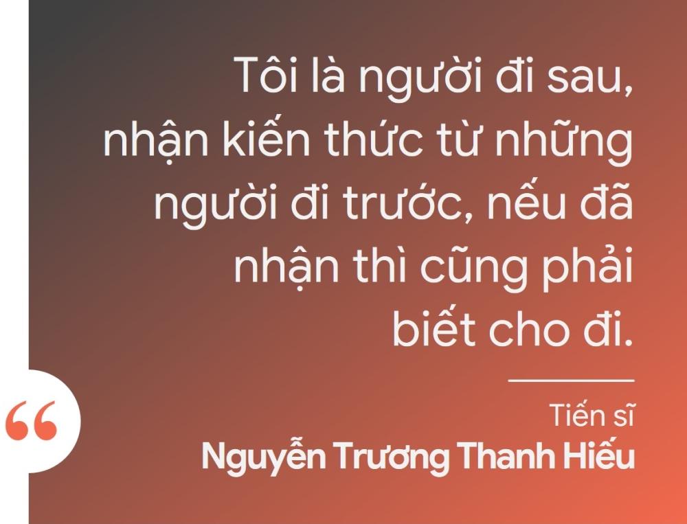 TS Nguyễn Trương Thanh Hiếu: 'Yêu' tán xạ điện tử từ buổi 'hẹn' đầu tiên - 13