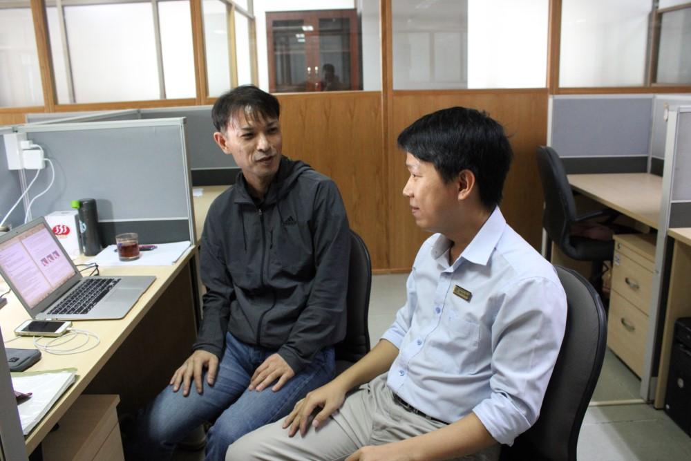 TS Nguyễn Trương Thanh Hiếu: 'Yêu' tán xạ điện tử từ buổi 'hẹn' đầu tiên - 8