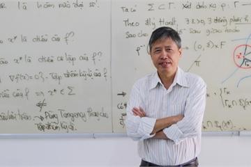 """PGS.TS Phạm Tiến Sơn: """"Ẩn cư"""" ở Đà Lạt để làm toán"""