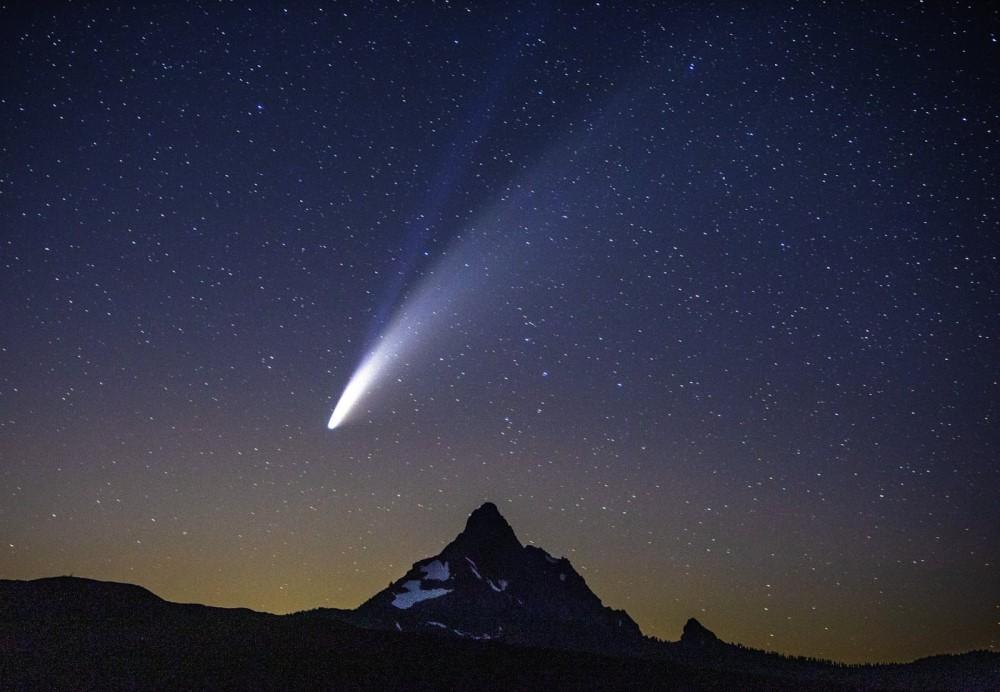Sao chổi sáng nhất 23 năm thống trị màn đêm thế giới - 14