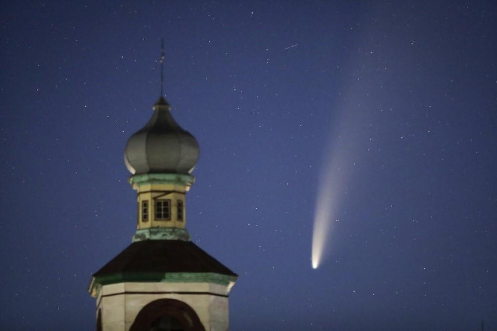 Sao chổi sáng nhất 23 năm thống trị màn đêm thế giới - 15