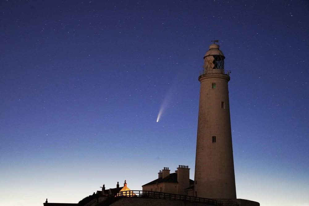 Sao chổi sáng nhất 23 năm thống trị màn đêm thế giới - 18