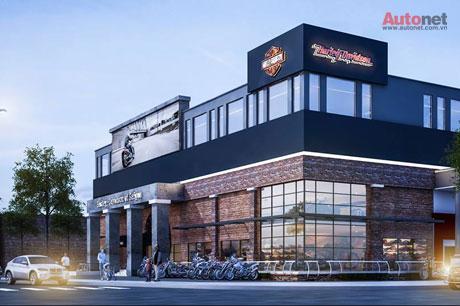 Harley-Davidson Sài Gòn sẽ chính thức khai trương vào ngày 30/11