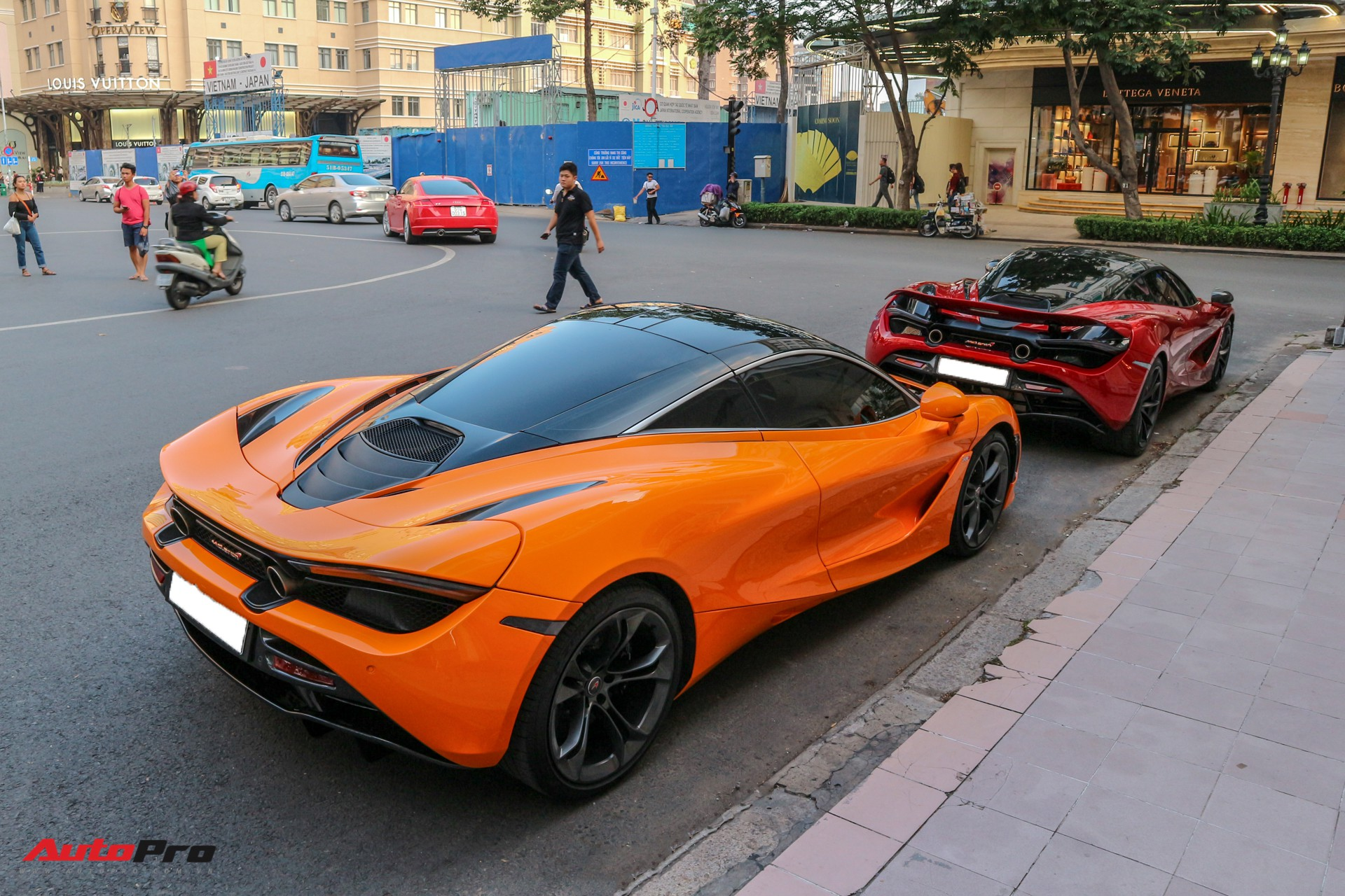 Cường Đô-la lần đầu mang McLaren 720S mới tậu đi họp mặt cùng bạn bè - Ảnh 5.