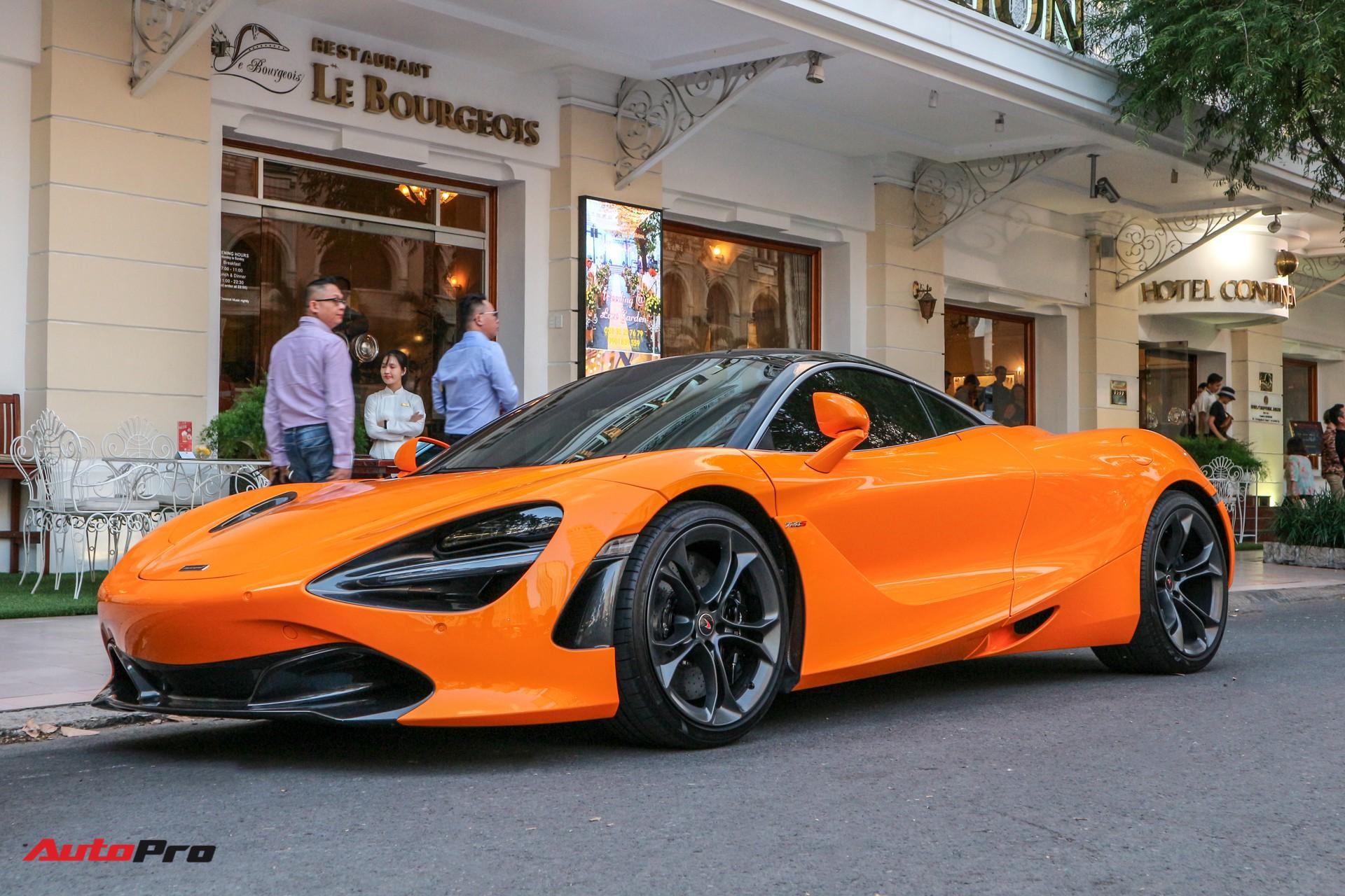 Cường Đô-la lần đầu mang McLaren 720S mới tậu đi họp mặt cùng bạn bè - Ảnh 11.