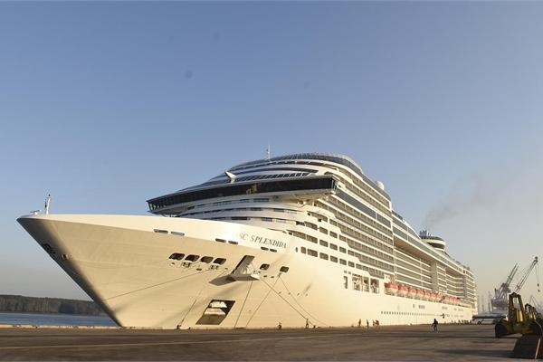 2.500 khách Đức, Anh, Pháp, Mỹ trên tàu 5 sao đến Bà Rịa Vũng Tàu
