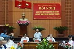 Tập trung tham mưu giúp cấp ủy chuẩn bị tổ chức Đại hội Đảng các cấp